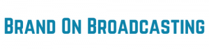 Brand On Broadcasting Header Logo