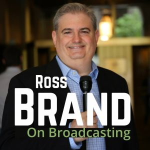 Ross Brand Broadcasting cover