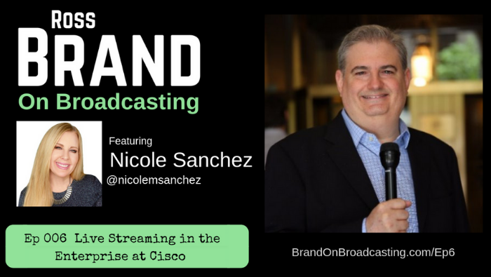 Brand On Broadcasting Nicole Sanchez