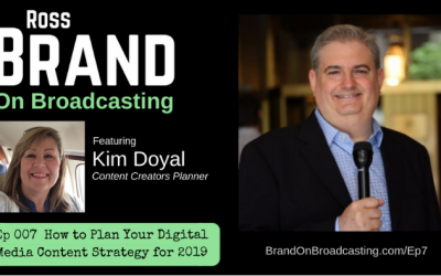 Content Creation Planning for 2019 with Kim Doyal (Ep 007)