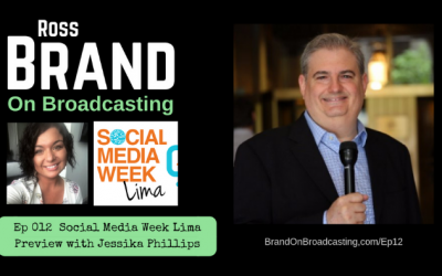 Social Media Week Lima 2019 Preview (Ep 012)