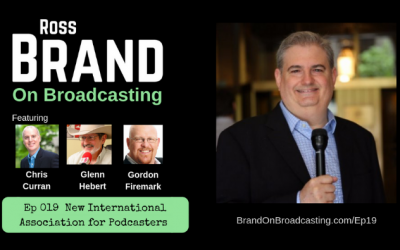 Podcast Movement News: Leading Podcasters Planning International Podcast Association (Ep19)