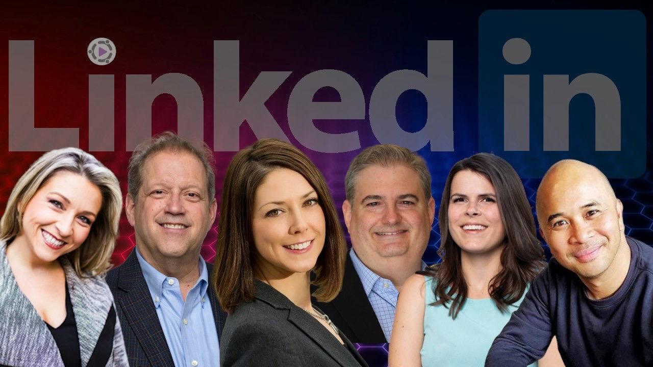 People of Video LinkedIn Panel