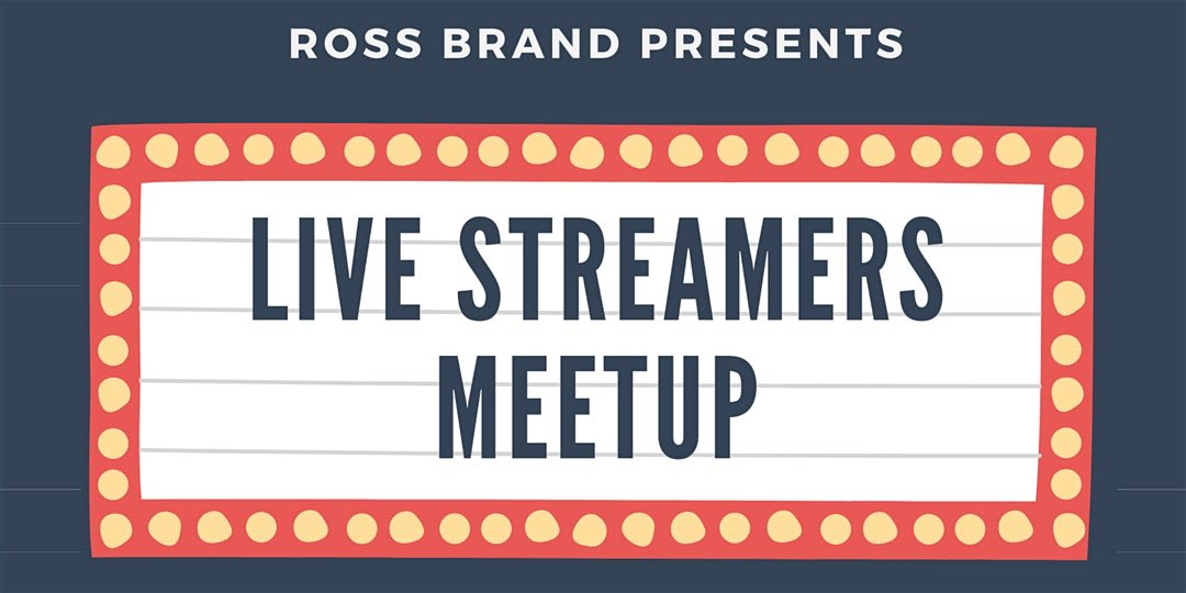 Livestreamers Meetup at Podfest Expo 2020